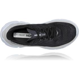 Hoka One One Clifton Edge Running Shoes Women black/white